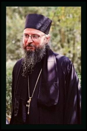 Archimandrite Peter Vryzas
