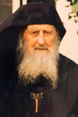 Saint Sophrony Sakharov